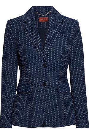Altuzarra Women Blazers - Woman Jacquard Blazer Navy Size 36