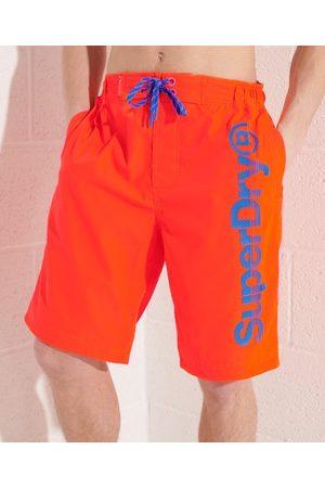 Superdry Men Swim Shorts - Classic Boardshorts