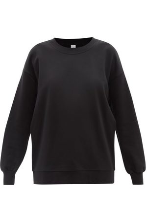 Lululemon Perfectly Oversized Cotton-terry Sweatshirt - Womens
