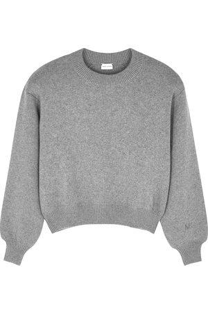 MAGDA BUTRYM Grey wool jumper