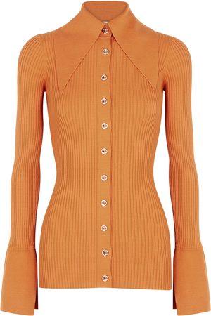 16Arlington Liyu ribbed-knit cardigan