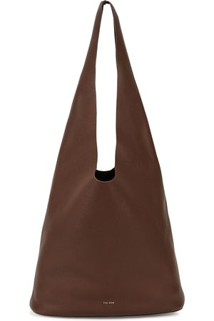 The Row Women Purses - Bindle Three leather shoulder bag