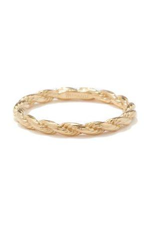 MIANSAI Rope -vermeil Ring - Mens