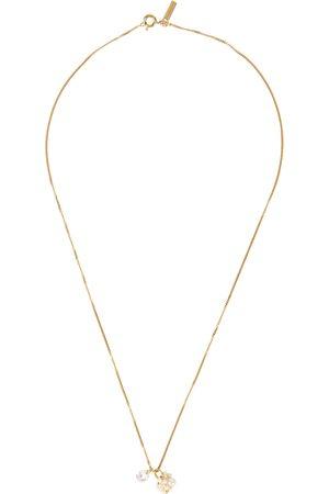 Completed Works Cluster Pearl 14kt gold vermeil necklace
