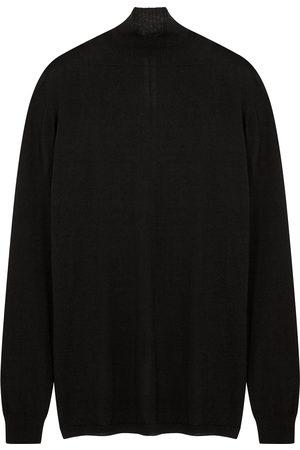 Rick Owens Fine-knit wool jumper