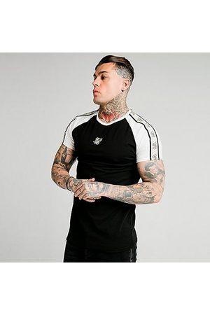 Siksilk Men's Premium Tape T-Shirt in / Size X-Small Cotton/Silk