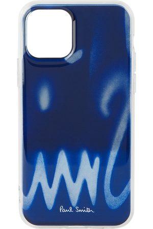 Paul Smith Navy Spray iPhone 11 Pro Case
