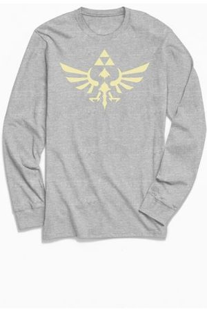 Urban Outfitters The Legend Of Zelda Long Sleeve Tee