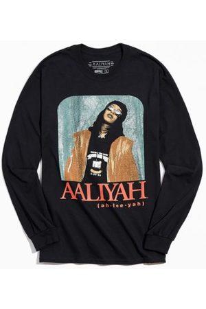 Urban Outfitters Aaliyah Vintage Long Sleeve Tee