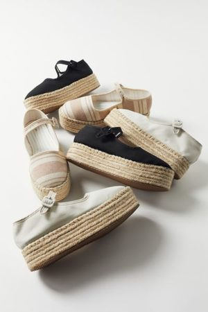 Urban Outfitters UO Espadrille Platform Mary Jane