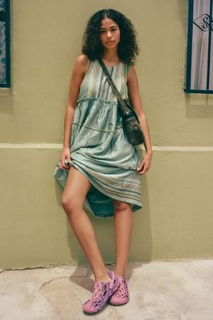 Kimchi Blue Bubble Tiered Dress