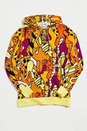PUMA X Britto Allover Print Hoodie Sweatshirt