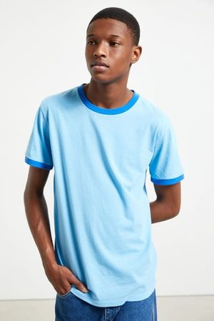 Urban Outfitters UO Recycled Cotton Ringer Tee