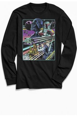 Urban Outfitters Star Wars Retro Rebellion Long Sleeve Tee
