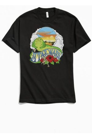 Urban Outfitters Star Wars Jabba The Hutt Tee