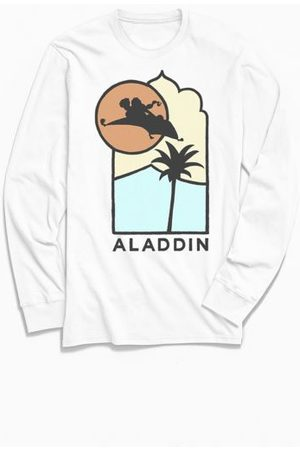 Urban Outfitters Aladdin Carpet Ride Long Sleeve Tee