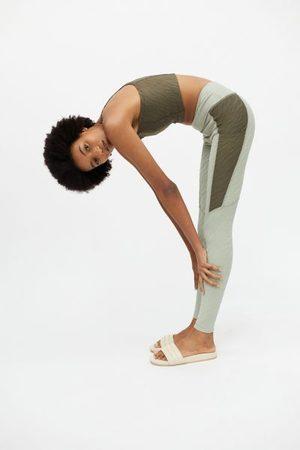 TWENTY MONTREAL 3D Activewear High-Waisted Legging