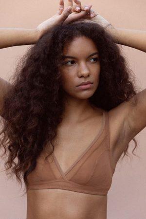 Nubian Skin Wireless Bra