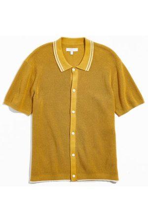 Standard Waffle Stitch Polo Shirt