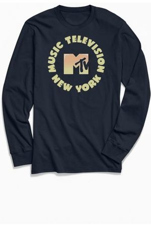 Urban Outfitters MTV New York Long Sleeve Tee