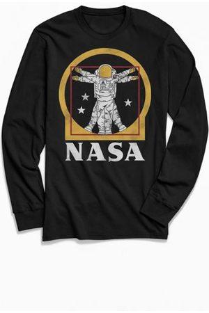 Urban Outfitters NASA Astronaut Vitruvian Long Sleeve Tee