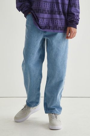 BDG Bow Fit Jean - Chalky Light Wash