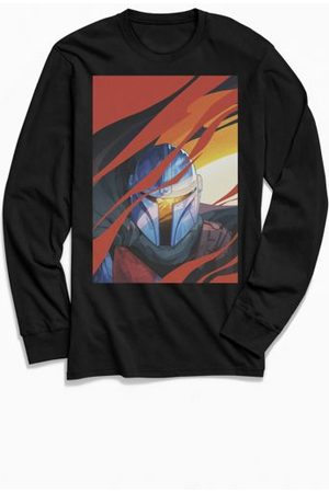 Urban Outfitters Star Wars The Mandalorian Long Sleeve Tee