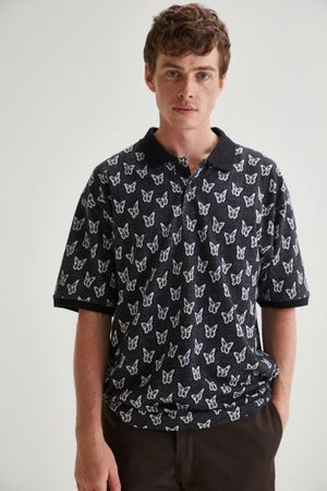 Obey Butterfly Polo Shirt