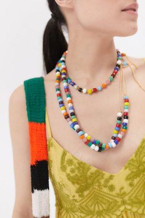 Cloverpost Euphoria Beaded Necklace