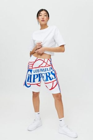 Mitchell & Ness Los Angeles Clippers Blown Out Fashion Short
