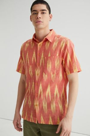 One World Brothers Warm Vibes Button-Down Shirt