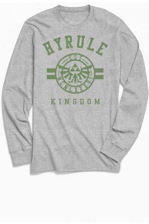 Urban Outfitters The Legend Of Zelda Hyrule Kingdom Long Sleeve Tee