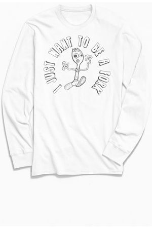 Urban Outfitters Toy Story 4 Forky Long Sleeve Tee