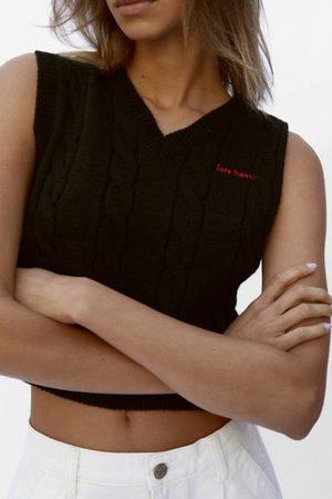 iets frans... Iets frans. Cable Sweater Vest