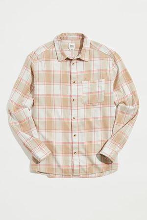 BDG Vintage Wash Flannel Shirt
