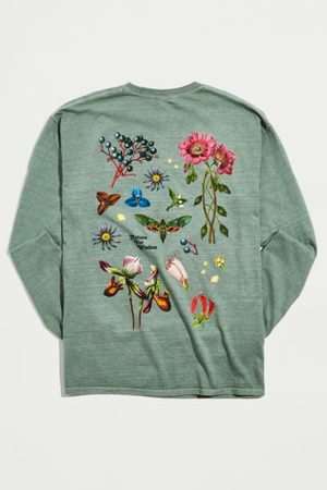 Urban Outfitters Nature For Wisdom Long Sleeve Tee