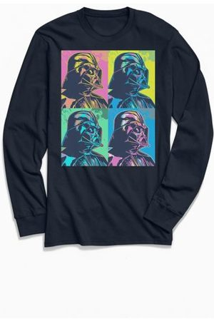 Urban Outfitters Star Wars Darth Vader Pop Art Long Sleeve Tee