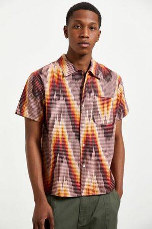 KARDO Chintan Boxy Fit Shirt