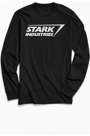 Urban Outfitters Iron Man Stark Industries Long Sleeve Tee