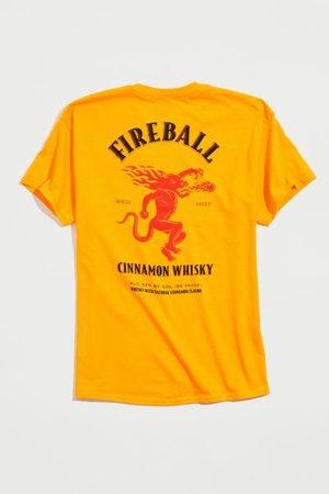Urban Outfitters Fireball Cinnamon Whiskey Tee
