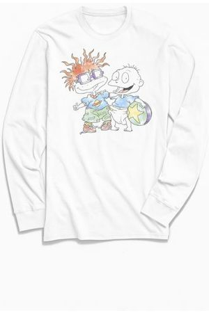 Urban Outfitters Rugrats Tommy And Chuckie Long Sleeve Tee