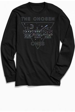 Urban Outfitters Toy Story The Chosen Ones Long Sleeve Tee
