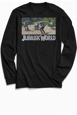 Urban Outfitters Jurassic World Owen Raptor Long Sleeve Tee