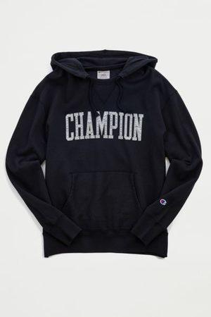 Champion UO Exclusive Vintage Dye Hoodie Sweatshirt