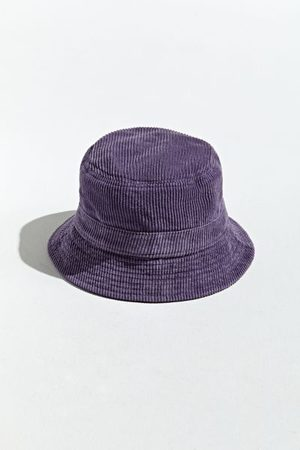 Urban Outfitters UO Washed Corduroy Bucket Hat