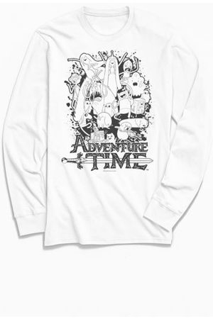 Urban Outfitters Adventure Time Long Sleeve Tee