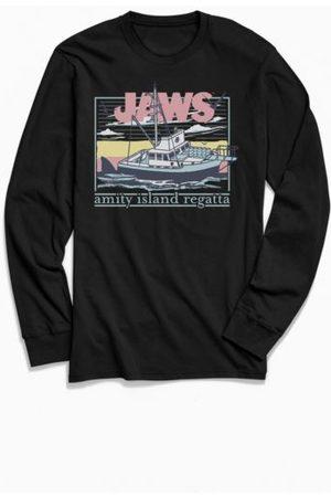 Urban Outfitters Jaws Amity Island Long Sleeve Tee