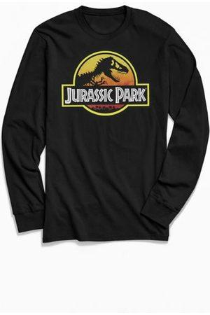 Urban Outfitters Jurassic Park Logo Long Sleeve Tee