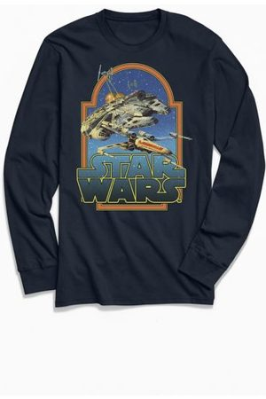 Urban Outfitters Star Wars Classic Space Long Sleeve Tee