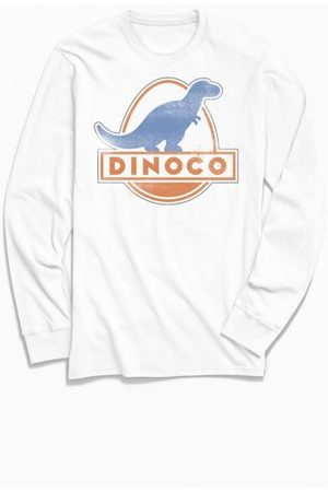 Urban Outfitters Cars Dinoco Long Sleeve Tee